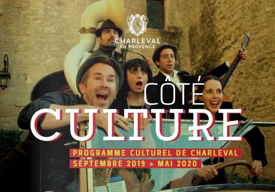 Coté culture Charleval